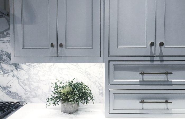 custom kitchen cabinetry Dallas image