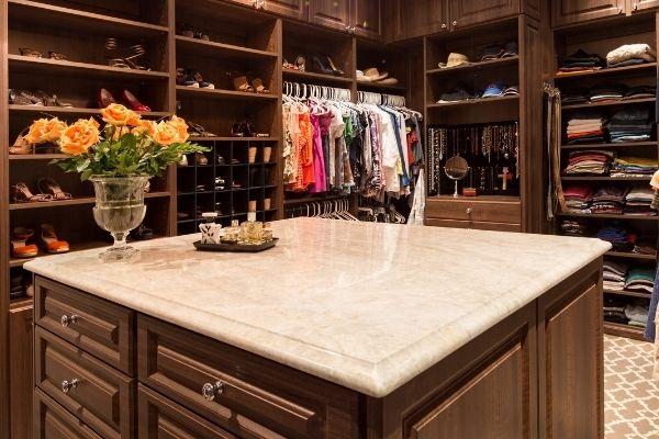 Custom Closets service in Dallas, TX image